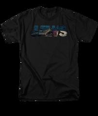 Jaws Logo Cutout T-shirt