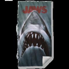Jaws Shark Beach Towel