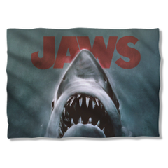 Jaws Shark Pillow Case Front Print Only