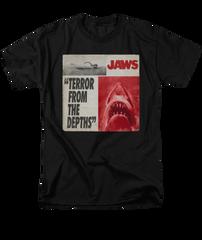 Jaws Terror T-shirt