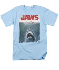Jaws Title T-shirt