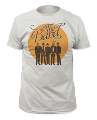 The Band Catskills White Cotton Short Sleeve Adult T-shirt