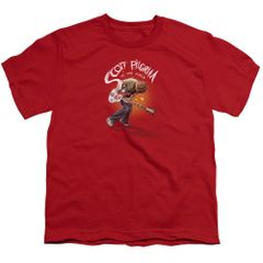 Scott Pilgrim vs The World Scott Poster Youth T-shirt
