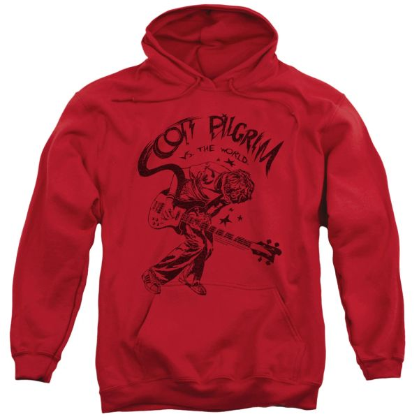Scott Pilgrim vs The World Rockin Pull-Over Hoodie