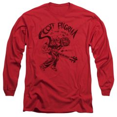 Scott Pilgrim vs The World Rockin Long Sleeve T-shirt