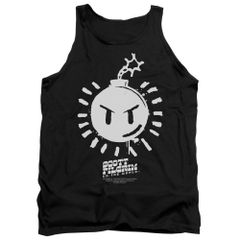 Scott Pilgrim vs The World Sex Bomb OMB Logo Tank Top T-shirt