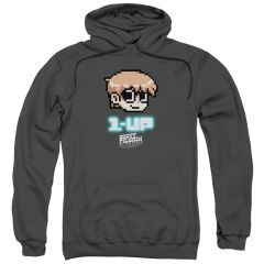 Scott Pilgrim vs The World 1 Up Pull-Over Hoodie