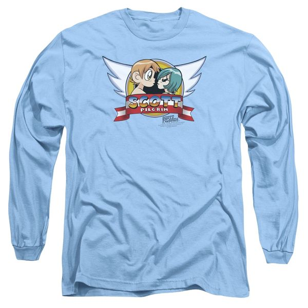 Scott Pilgrim vs The World Sonic Scott Long Sleeve T-shirt