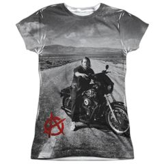 Sons of Anarchy Open Road Junior T-shirt