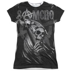 Sons of Anarchy SOMCRO Reaper Junior T-shirt