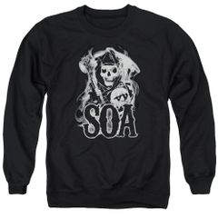 Sons of Anarchy Smoky Reaper Crew Neck Sweatshirt