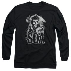 Sons of Anarchy Smoky Reaper Long Sleeve T-shirt