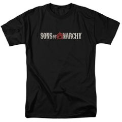 Sons of Anarchy Beat Up Logo T-shirt