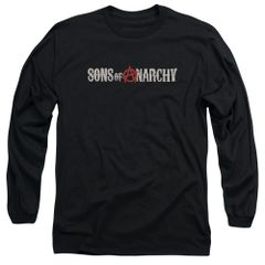 Sons of Anarchy Beat Up Logo Long Sleeve T-shirt