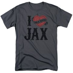 Sons of Anarchy I Heart Jax T-shirt