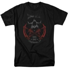 Sons of Anarchy Cross Guns T-shirt