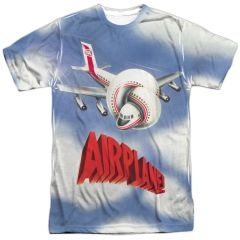 Airplane Title T-shirt