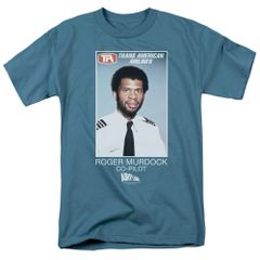 Airplane Roger Murdock T-shirt