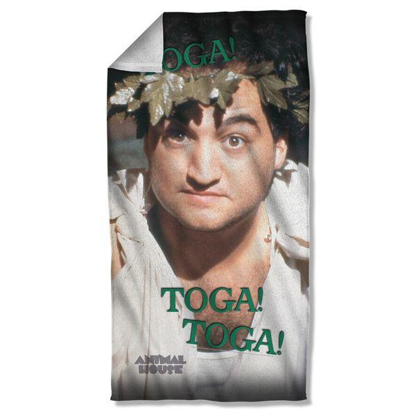 Animal House Toga Beach Towel