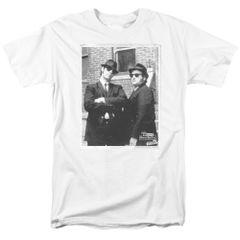 The Blues Brothers Brick Wall T-shirt