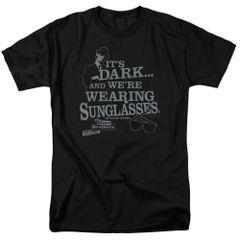 The Blues Brothers It's Dark T-shirt