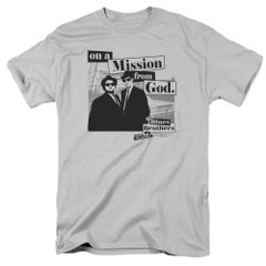 The Blues Brothers Mission T-shirt