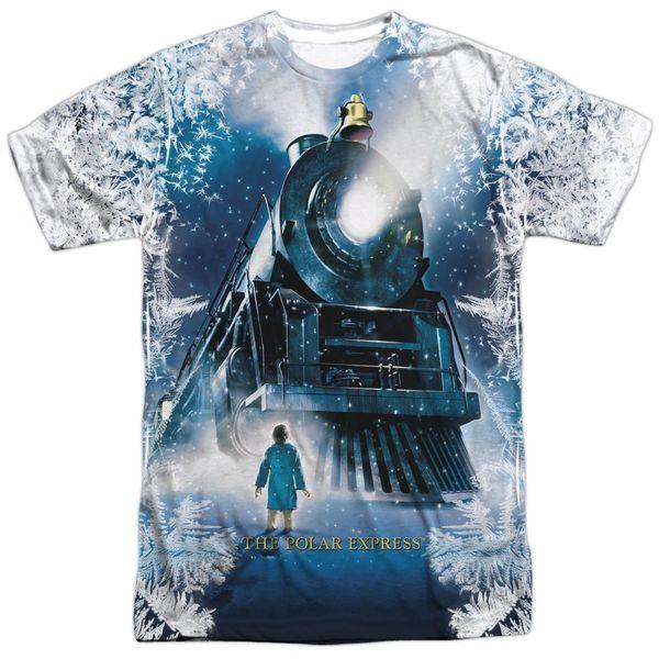 Christmas Polar Express Journey T-shirt