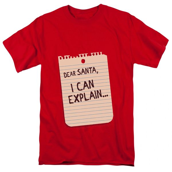 Christmas Note T-shirt