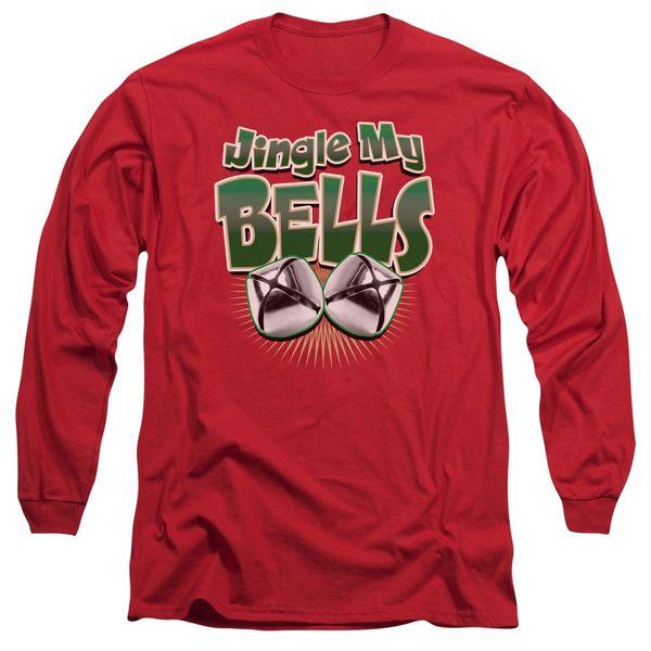 Christmas Jingle My Bells Long Sleeve T-shirt