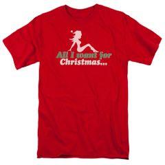 Christmas All I Want For Christmas T-shirt