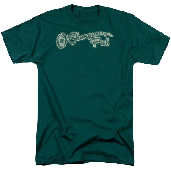 St. Patrick's Day O'Shaugnessy's Pub Adult T-shirt