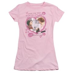 The Breakfast Club Lipstick Junior T-shirt