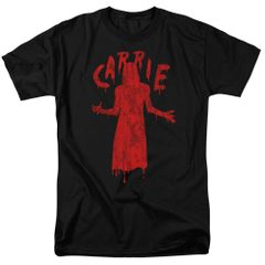 Carrie Silhouette Short Sleeve Adult T-shirt