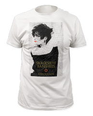 Siouxsie and the Banshees Join Hands White Short Sleeve Adult T-shirt