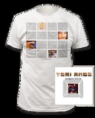 Tori Amos Little Earthquakes Adult T-shirt