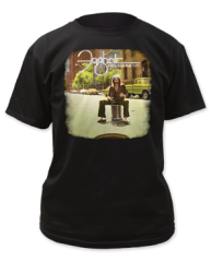 Foghat Fool for the City Black Short Sleeve Adult T-shirt
