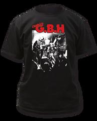 G.B.H Live Photo Black Short Sleeve Adult T-shirt