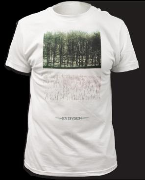 Joy Division Atmosphere White Short Sleeve Adult T-shirt