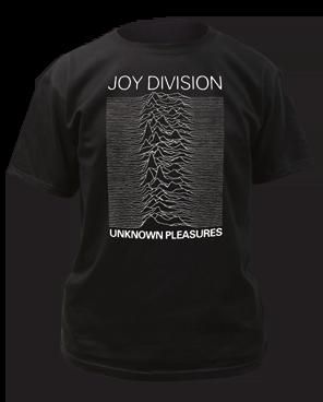 Joy Division Unknown Pleasures 2 Black Short Sleeve Adult T-shirt