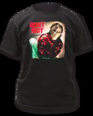 Quiet Riot Metal Health Black Short Sleeve Adult T-shirt