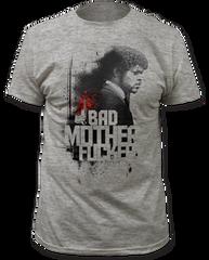 Pulp Fiction Jules Heather Grey Short Sleeve Adult T-shirt