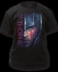 Thor Thor Ragnarok Black Short Sleeve Adult T-shirt