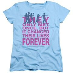 The Breakfast Club Forever Short Sleeve Women's T-shirt