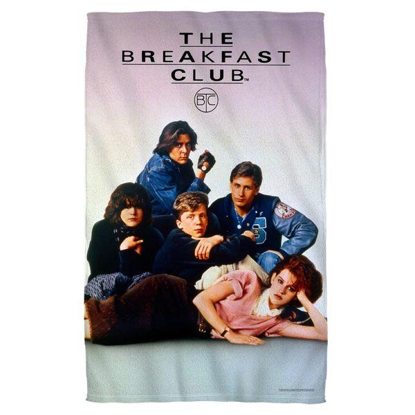 The Breakfast Club Poster Towel