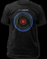 New Order Blue Monday Black Short Sleeve Adult T-shirt