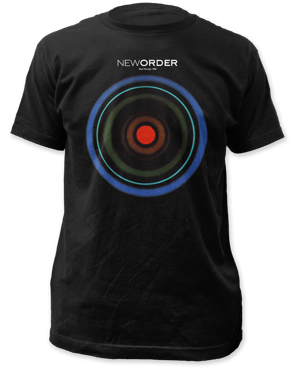 New Order Blue Monday Black Short Sleeve Adult T-shirt