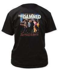 The Damned Machine Gun Etiquette Adult T-shirt