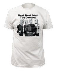 The Damned Neat Neat Neat Adult T-shirt