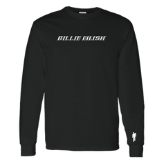 Billie Eilish Billie Eilish Black Long Sleeve Adult T-shirt