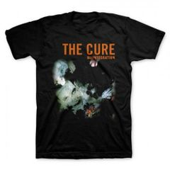The Cure Disintegration Black Short Sleeve Adult T-shirt